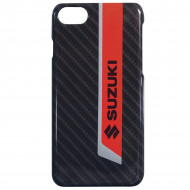 audemar:COQUE POUR IPHONE 7 et 8 SUZUKI TEAM BLACK