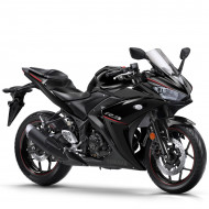 audemar:YZF-R3 Midnight Black