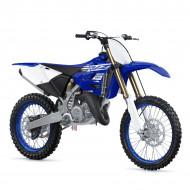 audemar: YZ125 Racing Blue Profil droit