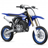 audemar:YZ65 Racing Blue Avant droit