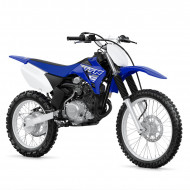 audemar:TT-R125LW/E Racing Blue Avant droit