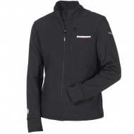 audemar:VESTE SOFTSHELL HOMME WEIPA YAMAHA COLLECTION REVS 2019