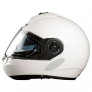 audemar:Casque SCHUBERTH  C3 H 10 Blanc