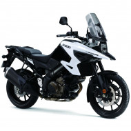 audemar:V-STROM 1050 Glass sparkle black / Pearl brillant white