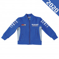 audemar:SWEAT ZIPPÉ BÉBÉ SUZUKI MOTOGP TEAM 2020