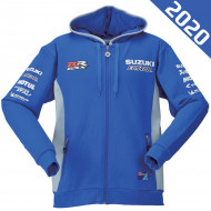 audemar:SWEAT A CAPUCHE HOMME SUZUKI MOTOGP TEAM 2020