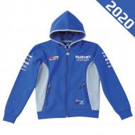 audemar:SWEAT CAPUCHE POUR ENFANT SUZUKI MOTOGP TEAM 2020