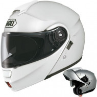 audemar:Casque Modulable Shoei Neotec White