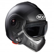 audemar:CASQUE MODULABLE ROOF BOXER V8 BOND TITANE