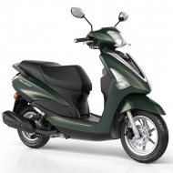 audemar:D'ELIGHT 125 Velvet green